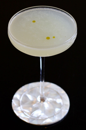 The Spectre cocktail