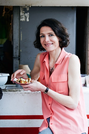 Wahaca's co-founder and chef, Thomasina Miers