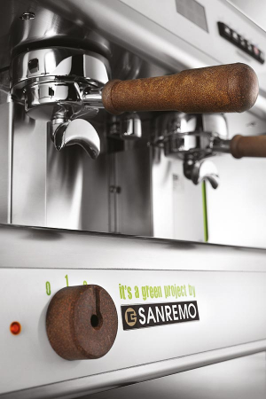 SanRemo's Verde coffee machine