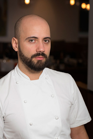 Alex Craciun, Sosharu's executive chef