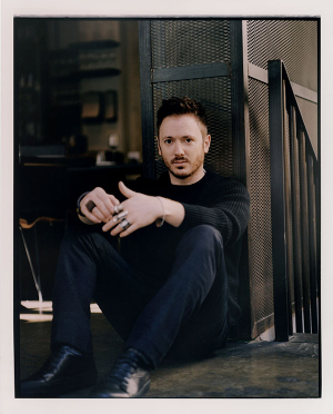 London restaurateur Ollie Dabbous
