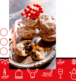 Chantelle Nicholson's recipe for frangipane mince pies