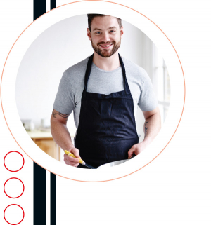 Dan Doherty of Duck & Waffle