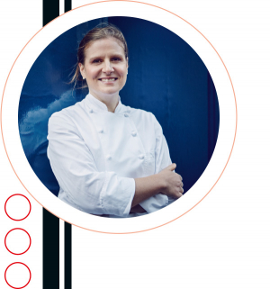 Chantelle Nicholson, chef-patron of Tredwell's