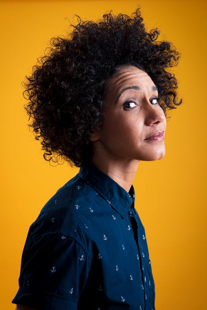 Zoe Adjonyoh of Zoe's Ghana Kitchen on African food in London