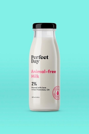 Animal-free milk from Perfect Day foods