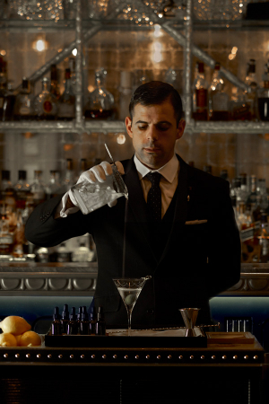 400 martinis are sold at The Connaught each week