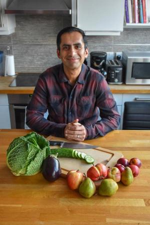 Oddbox co-founder Deepak Ravindran
