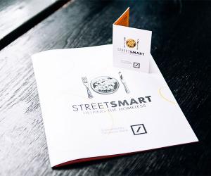 Homeless charity StreetSmart