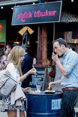 Future of street food
