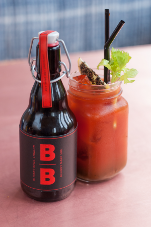 Bloody Bens bloody mary