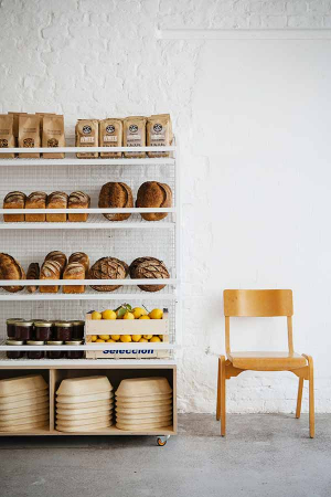 Brick House Bread in East Dulwich