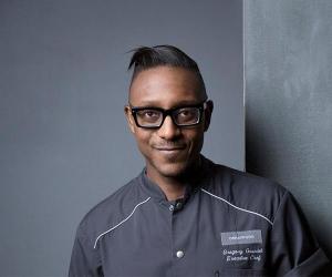 Chef Gregory Gourdet of Departure restaurant, Portland