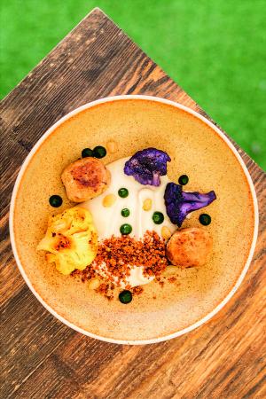 Taste of London's restaurants