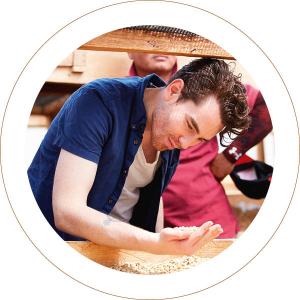 Joshua Tarlo, head of coffee at Origin Coffee Roasters