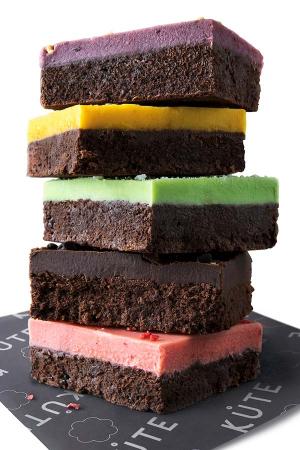 Kute Cake's brownies