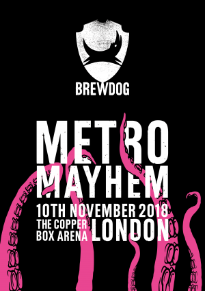 BrewDog Metro Mayhem