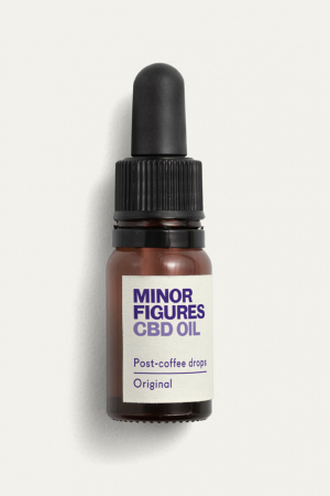 Minor Figures CBD drops
