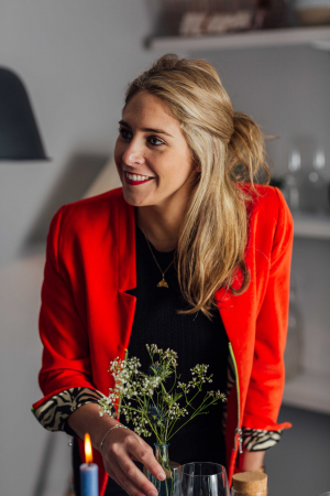 Social Pantry's Alex Head on how to dress up your christmas table