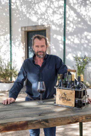 James Purefoy | The Wine Show | favourite wintes