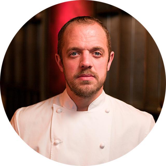 Chef James Knappett, Kitchen Table