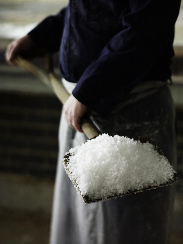 Shovel of Maldon Salt