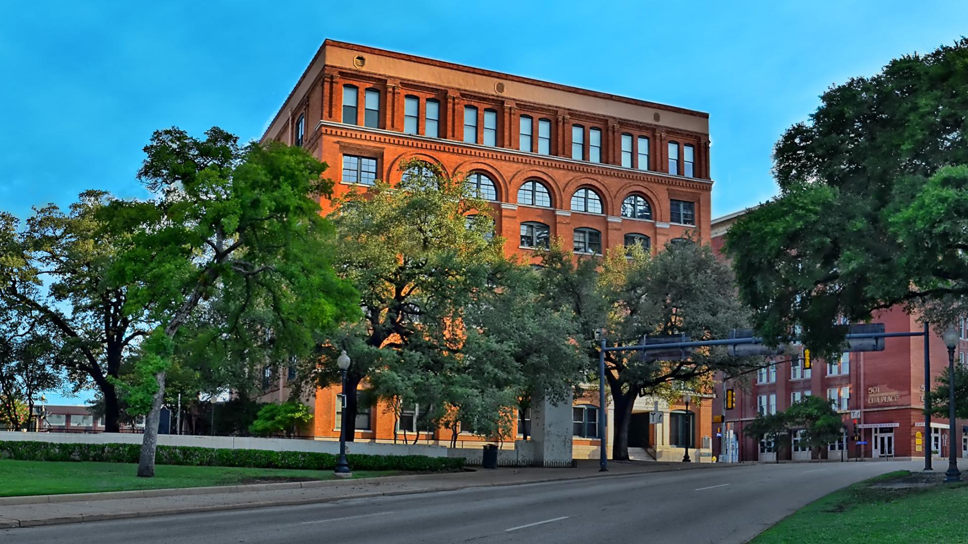 The Sixth Floor Museum in Dallas