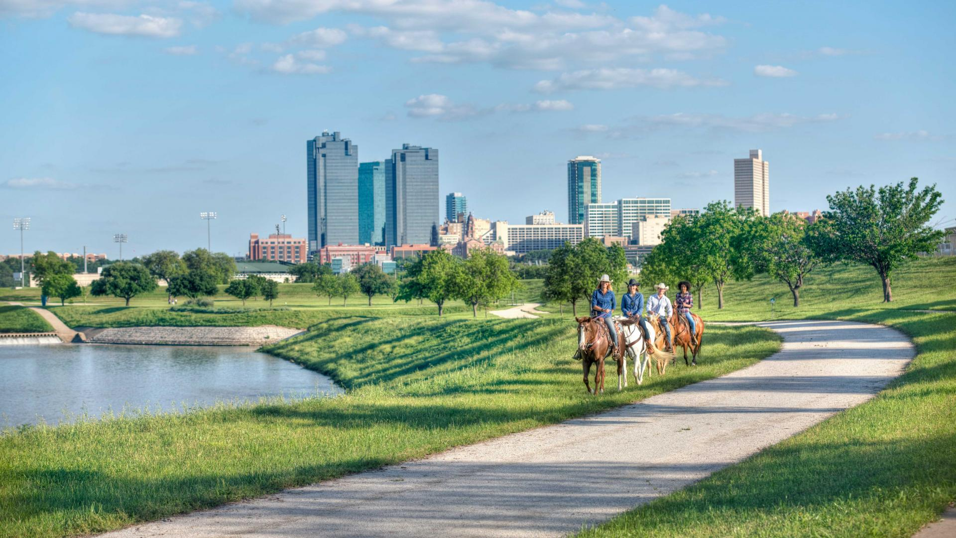 Horse Riding in Fort Worth, Texas