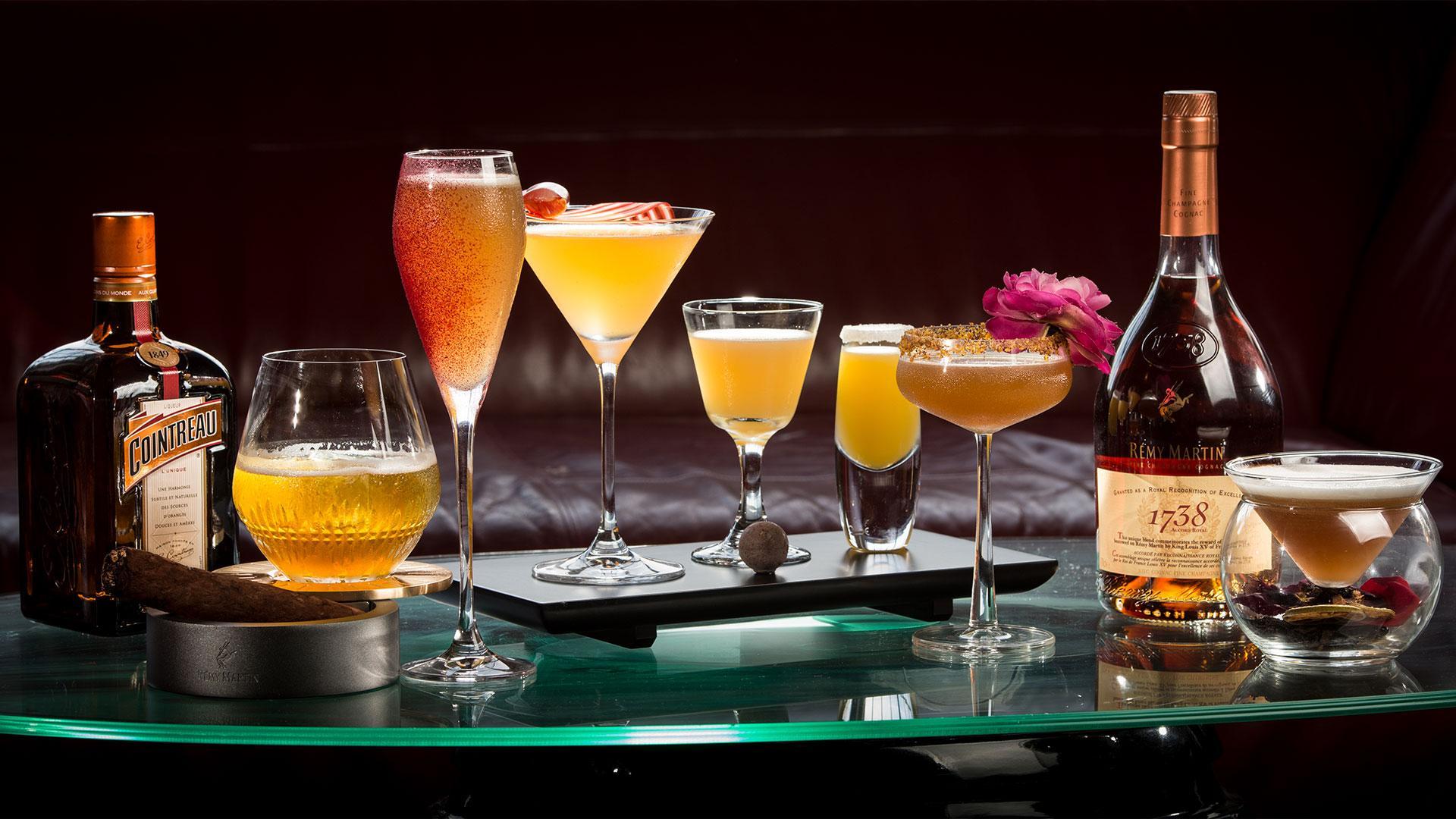 Sidecar bar at London Cocktail Week 2018
