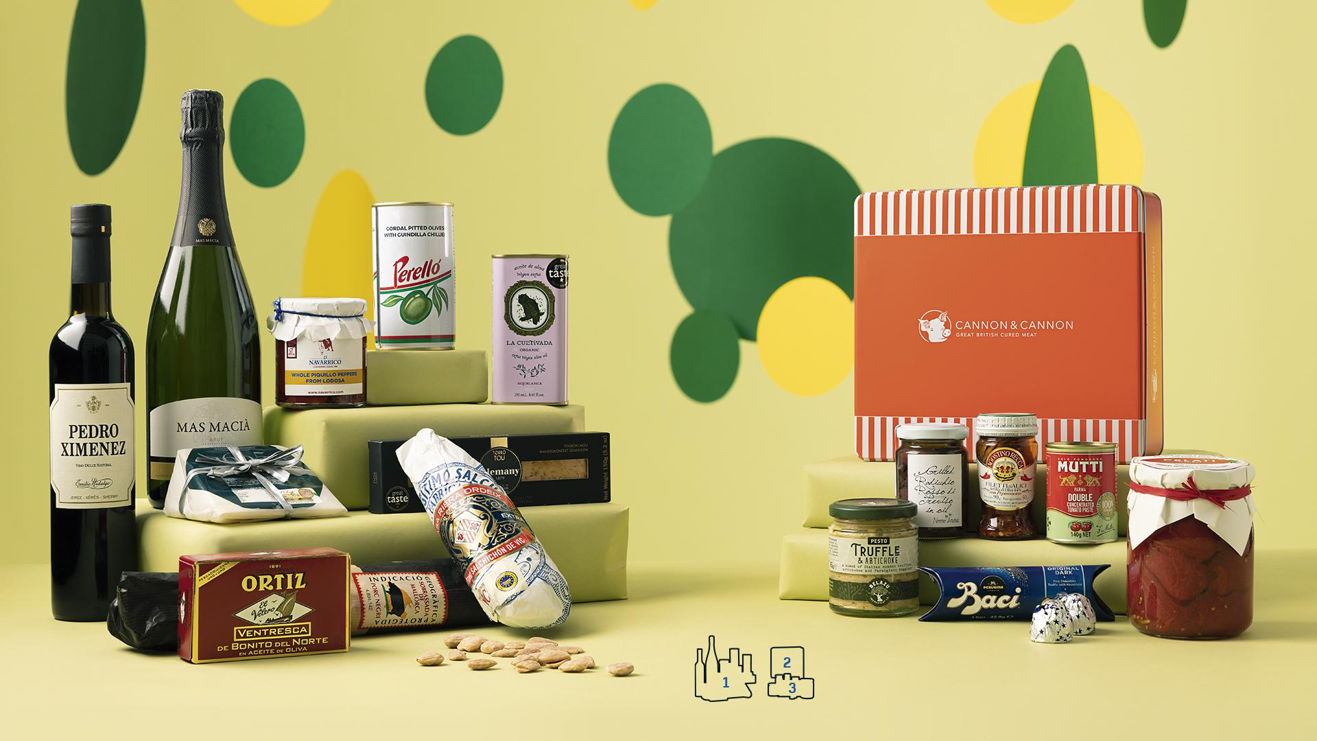The Foodism Gift Guide: gift sets and hampers