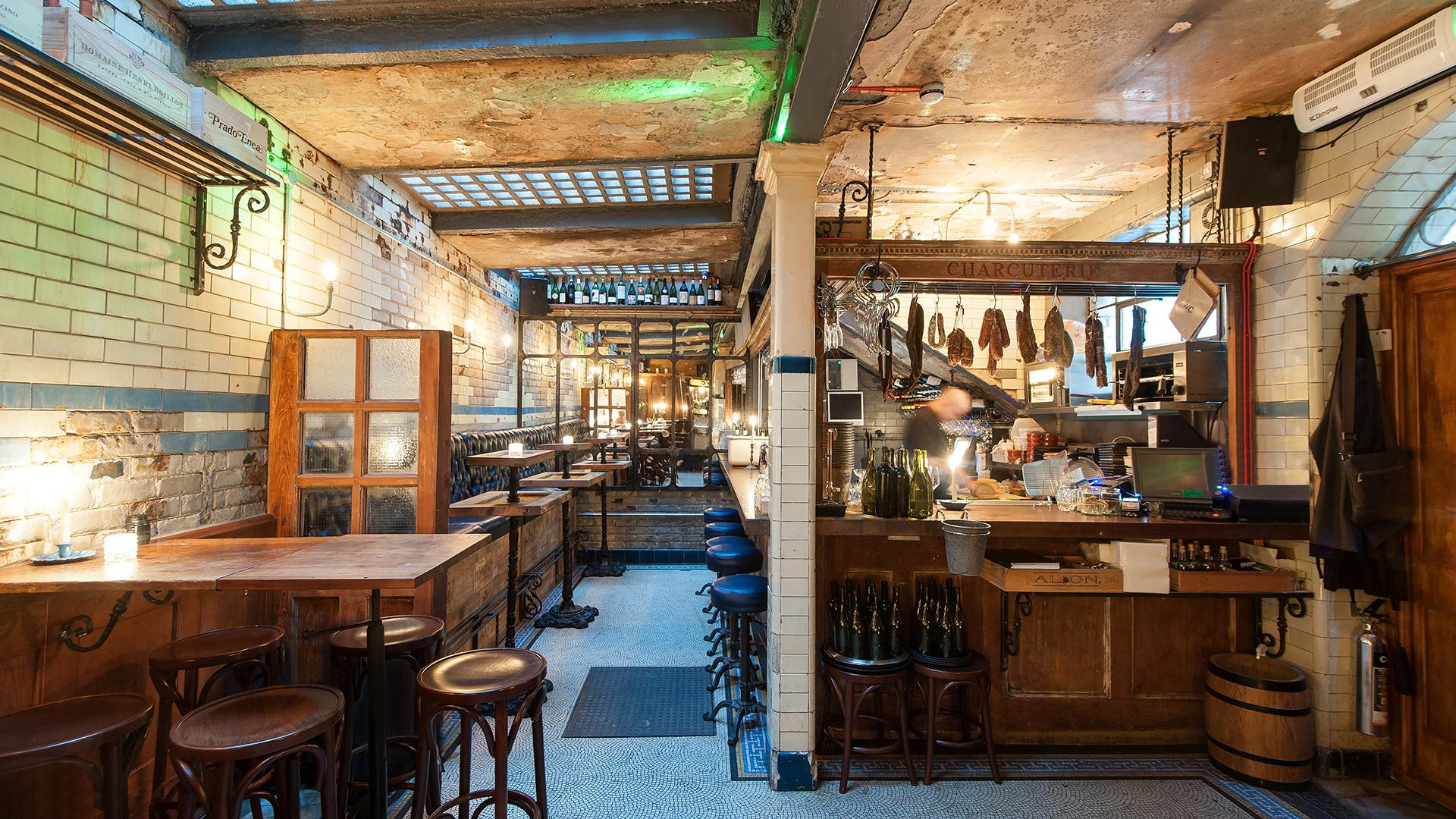 Where to eat and drink in Clapham