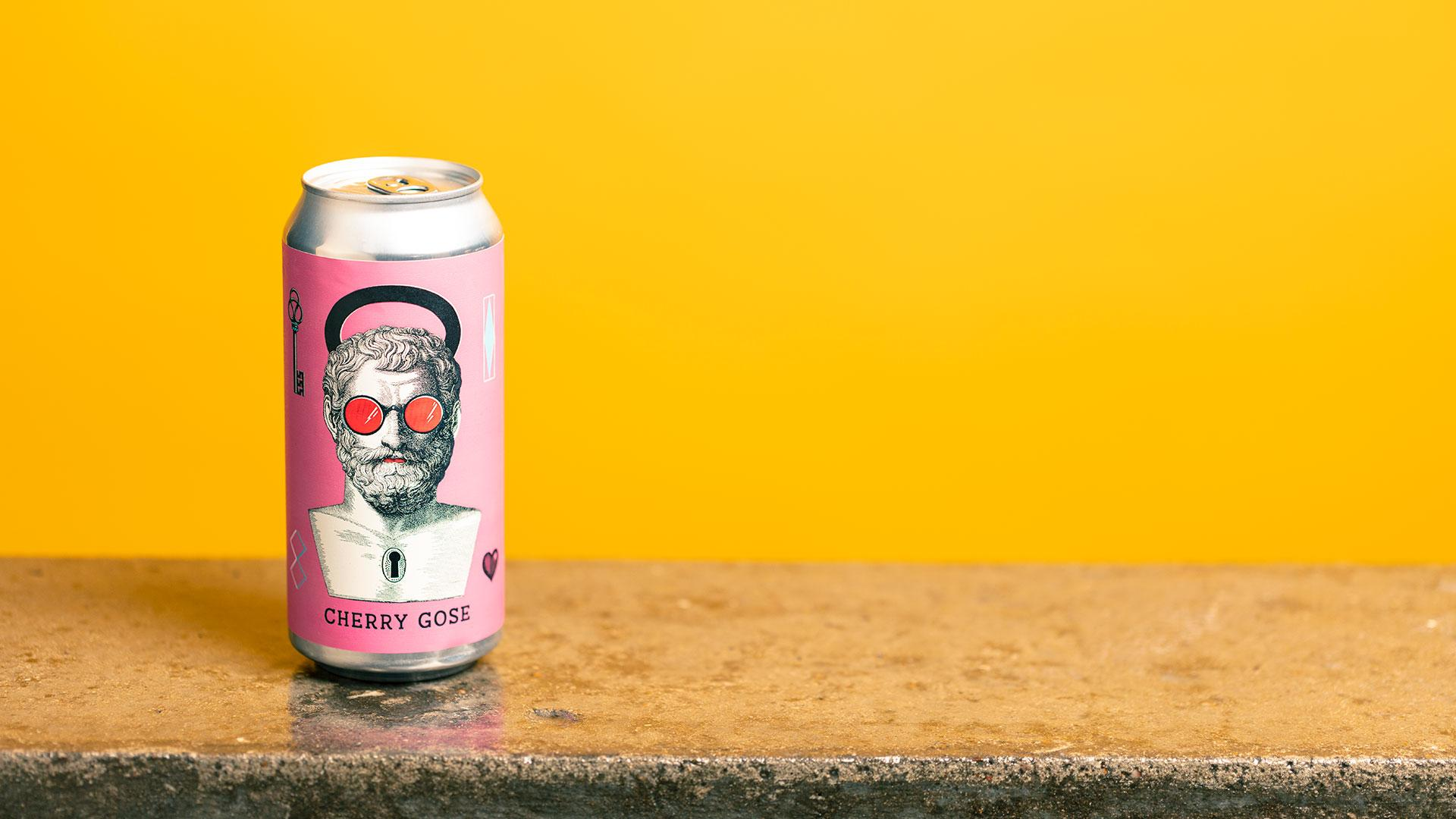 Tesco craft beer: Wild Card Cherry Gose Sour