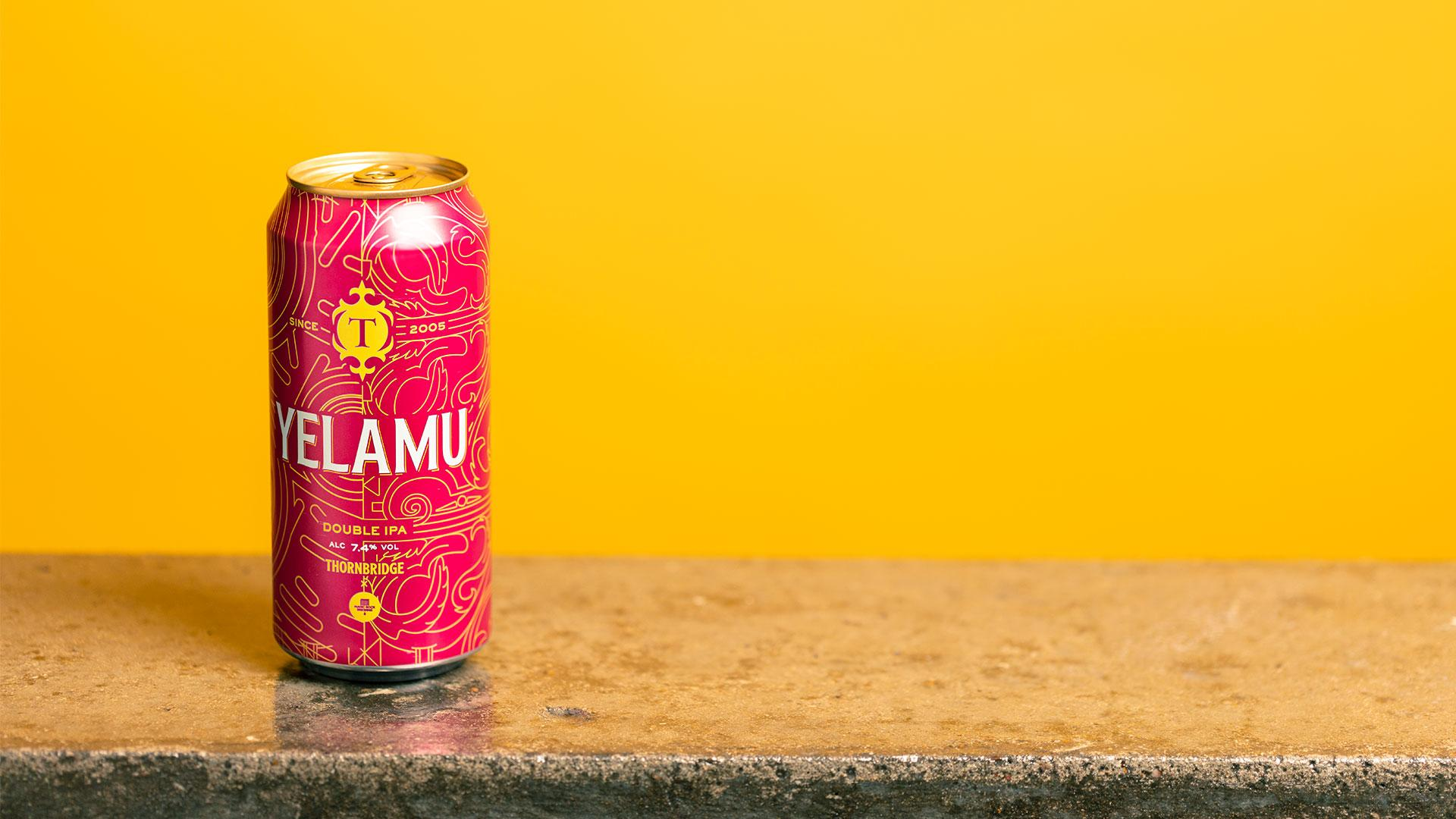 Tesco craft beer: Thornbridge x Magic Rock Yelamu