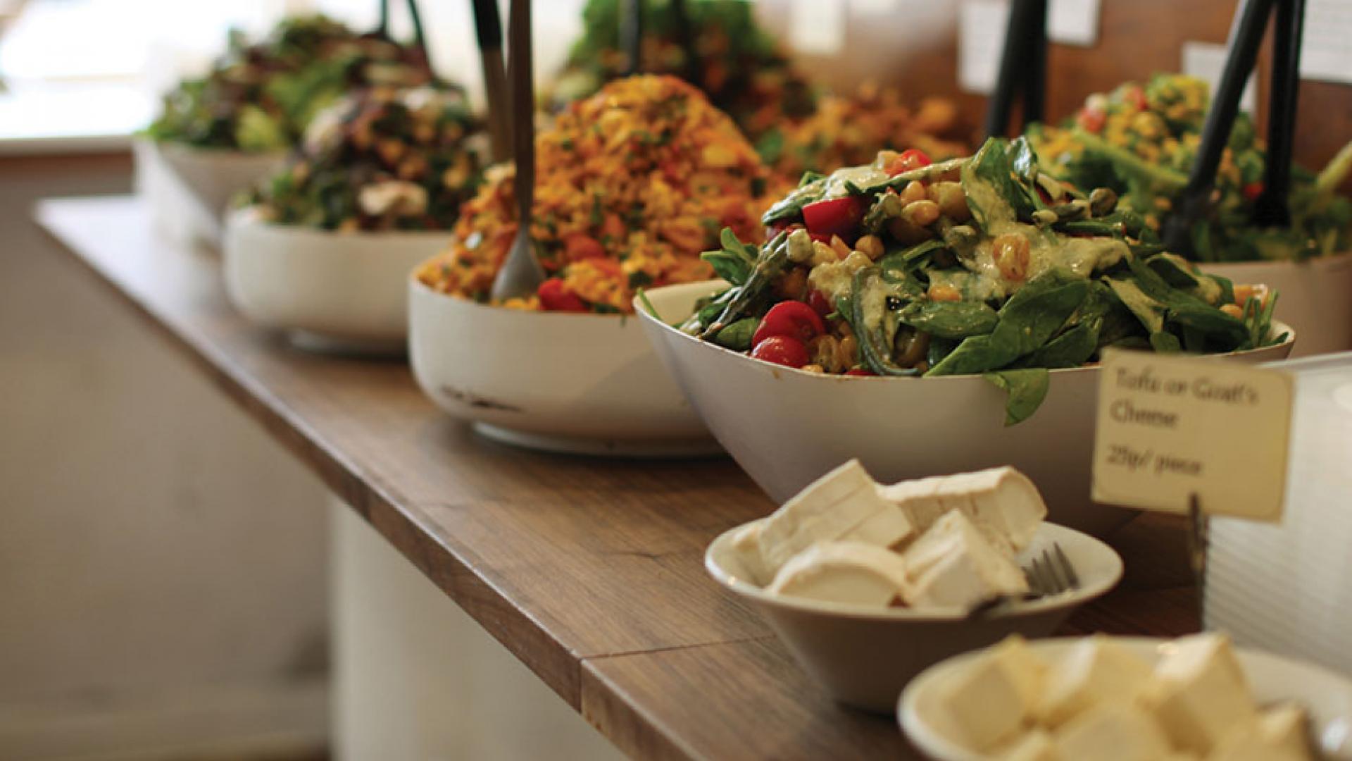 Best Vegetarian Restaurants in London: Mildred's