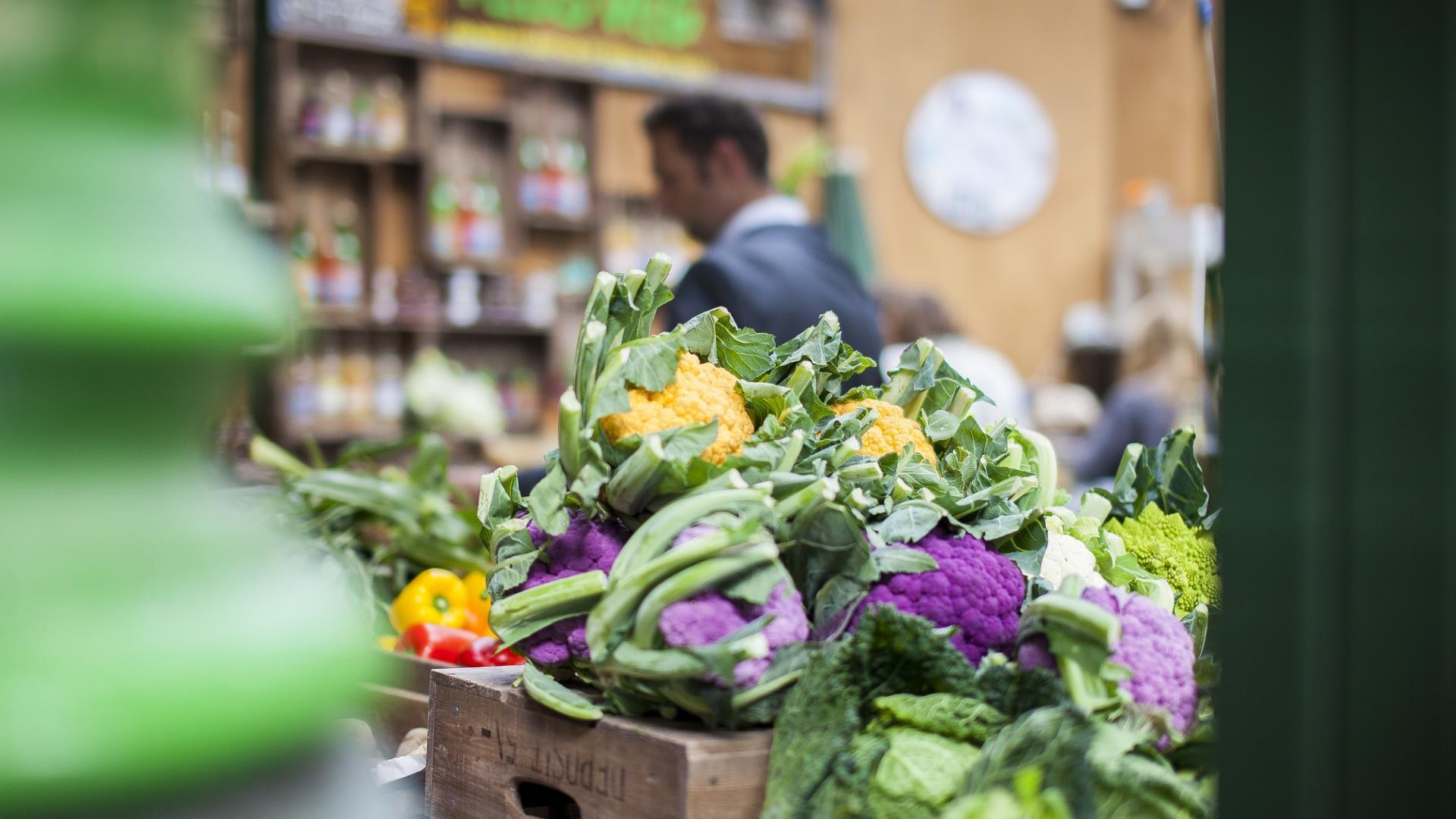 Best markets in London - Borough Market
