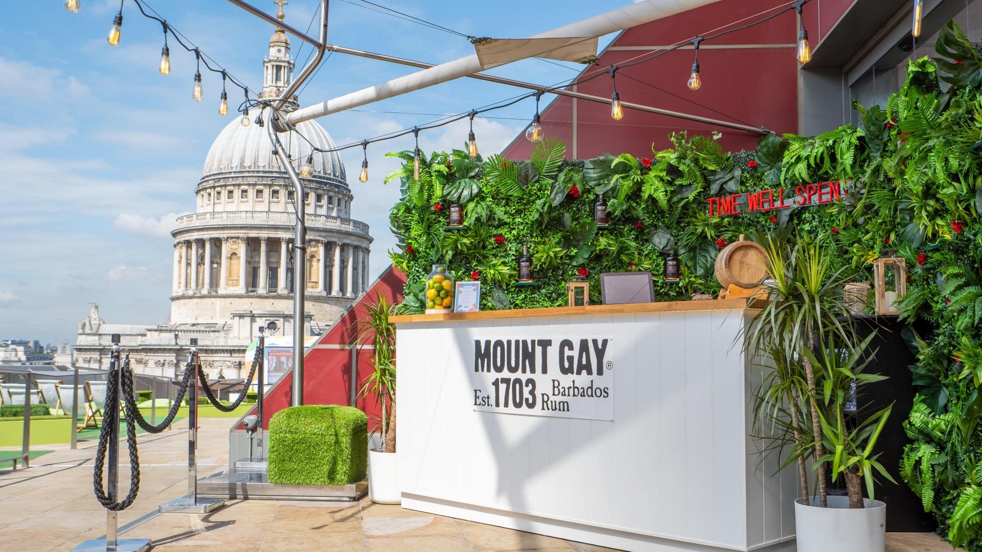 Mount Gay Summer Terrace at Madison