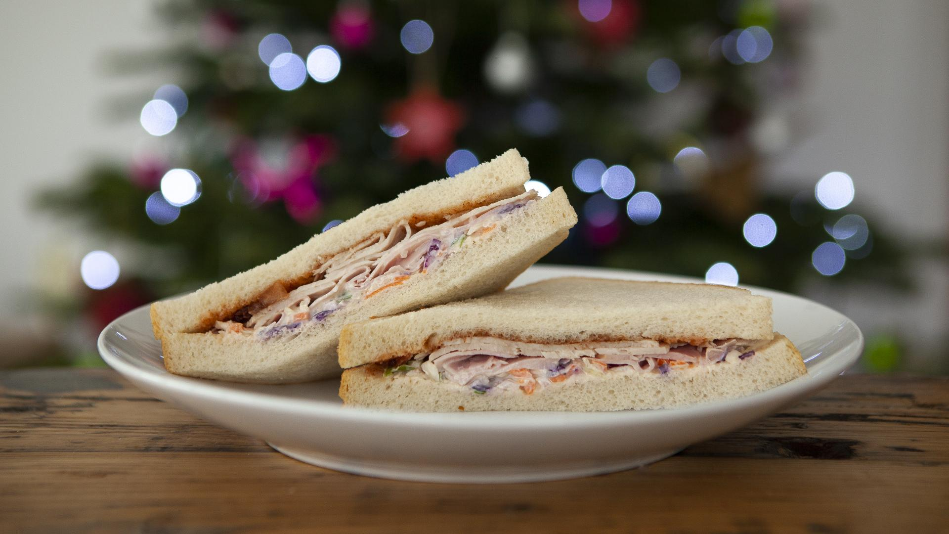 The supermarket Christmas sandwich review: Asda's Boxing Day sandwich