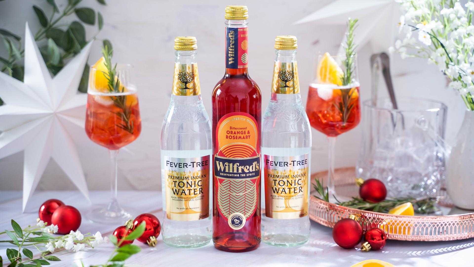 Wilfred's Non Alcoholic British Aperitif