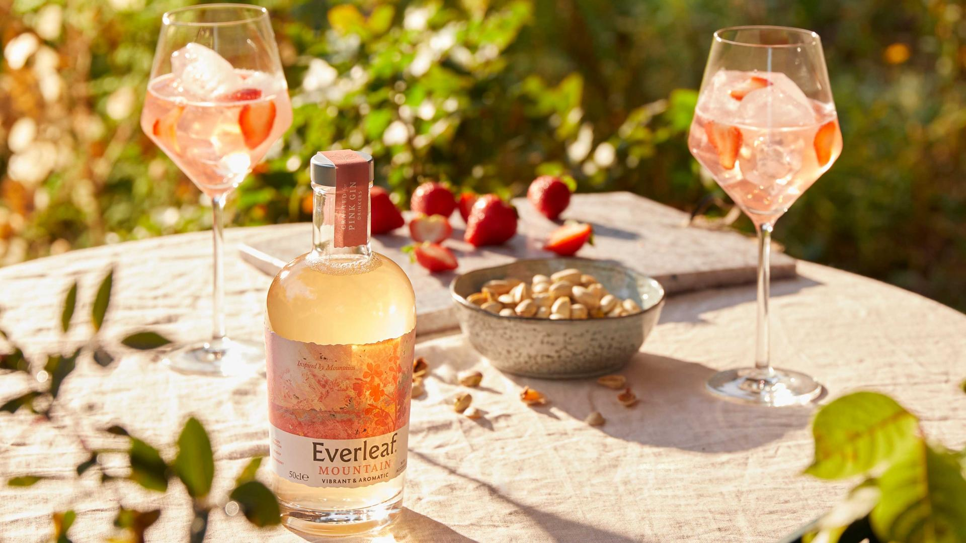 Non-alcoholic spirits: Everleaf Mountain