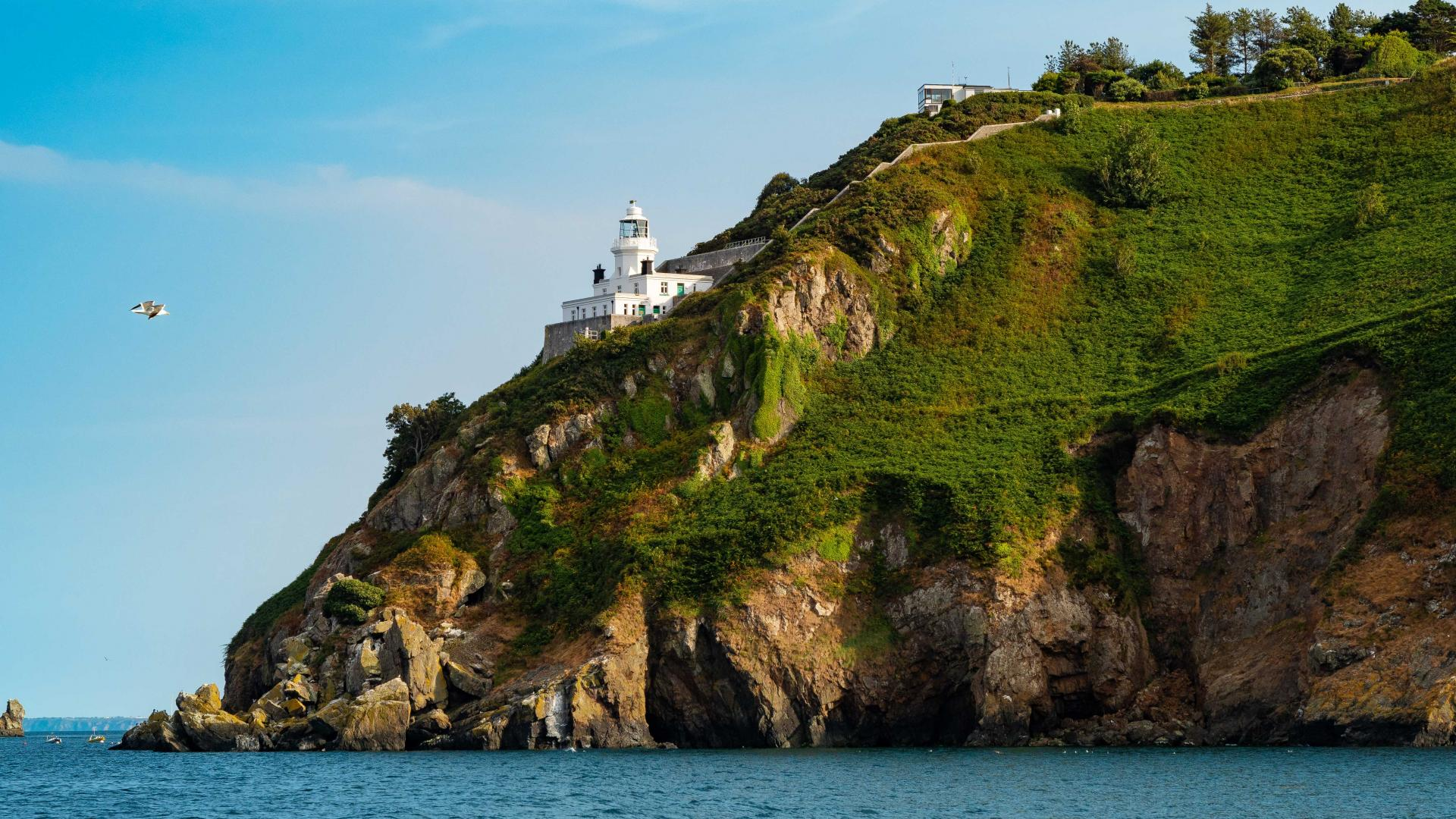 History of salt and pepper: the island of Sark