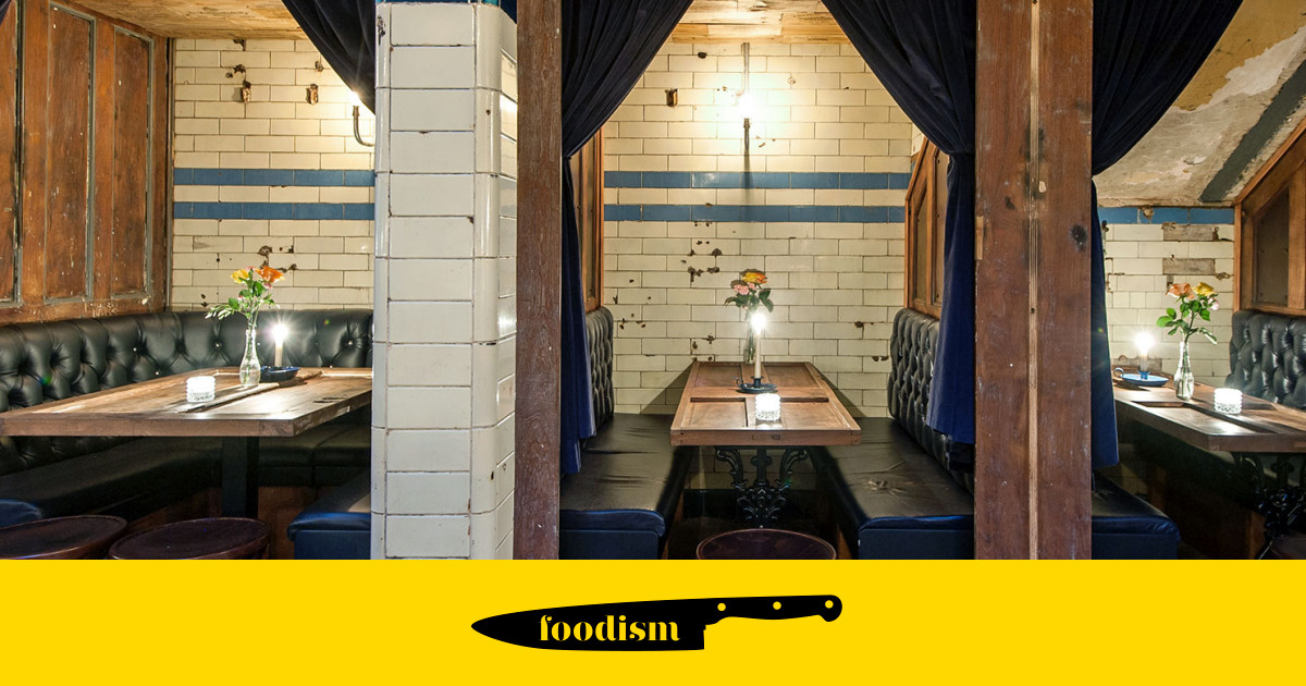 & 6 of the best London bars in toilets | Foodism