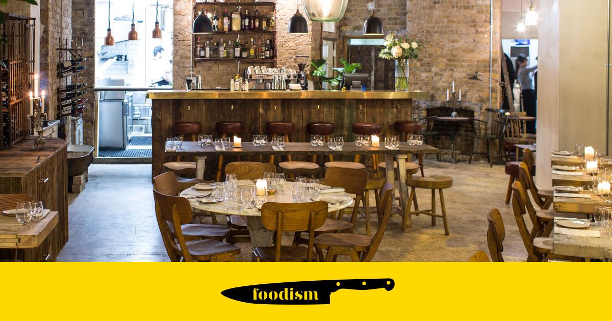 Perilla Restaurant Menu