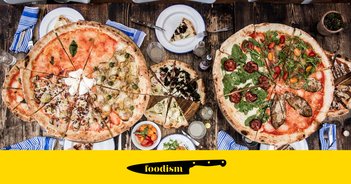 Pi Pizza Battersea Restaurant Review Foodism