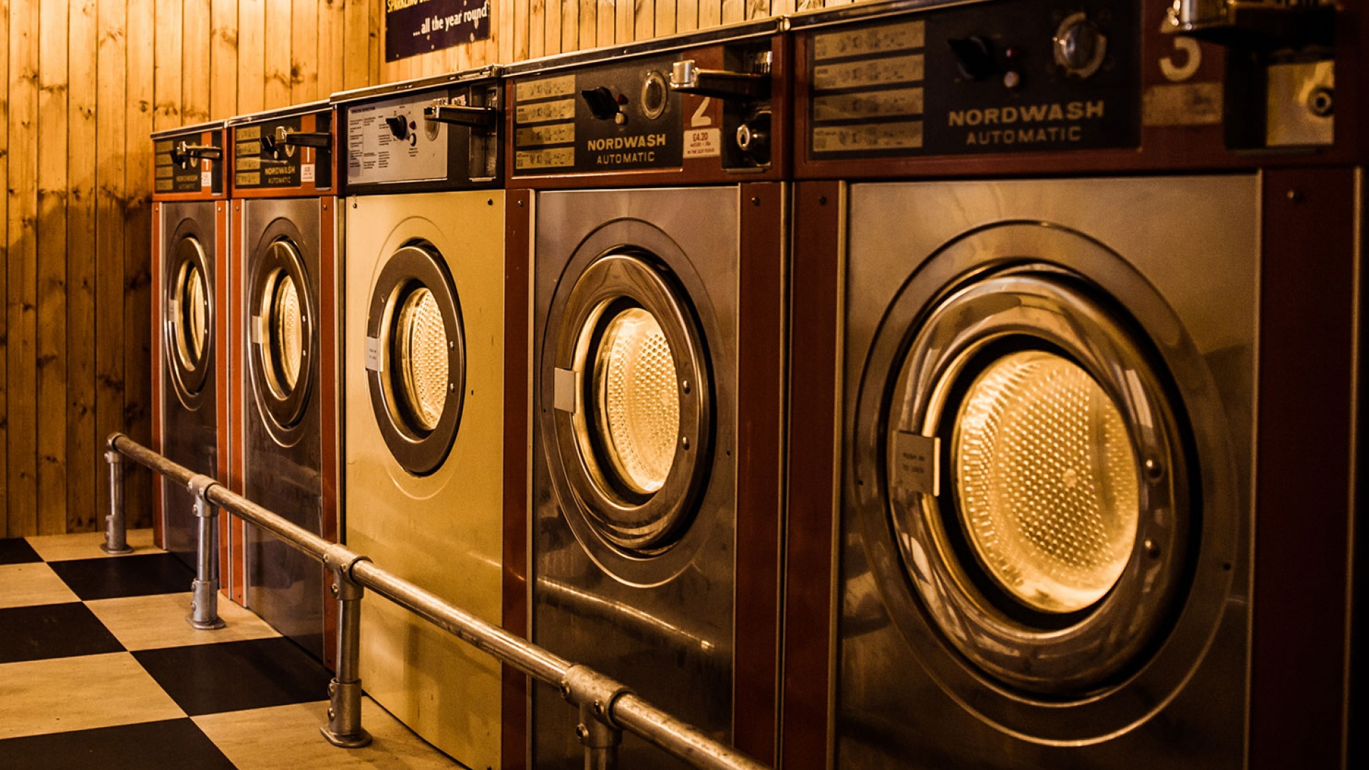 4 of the best bars in laundries | Foodism