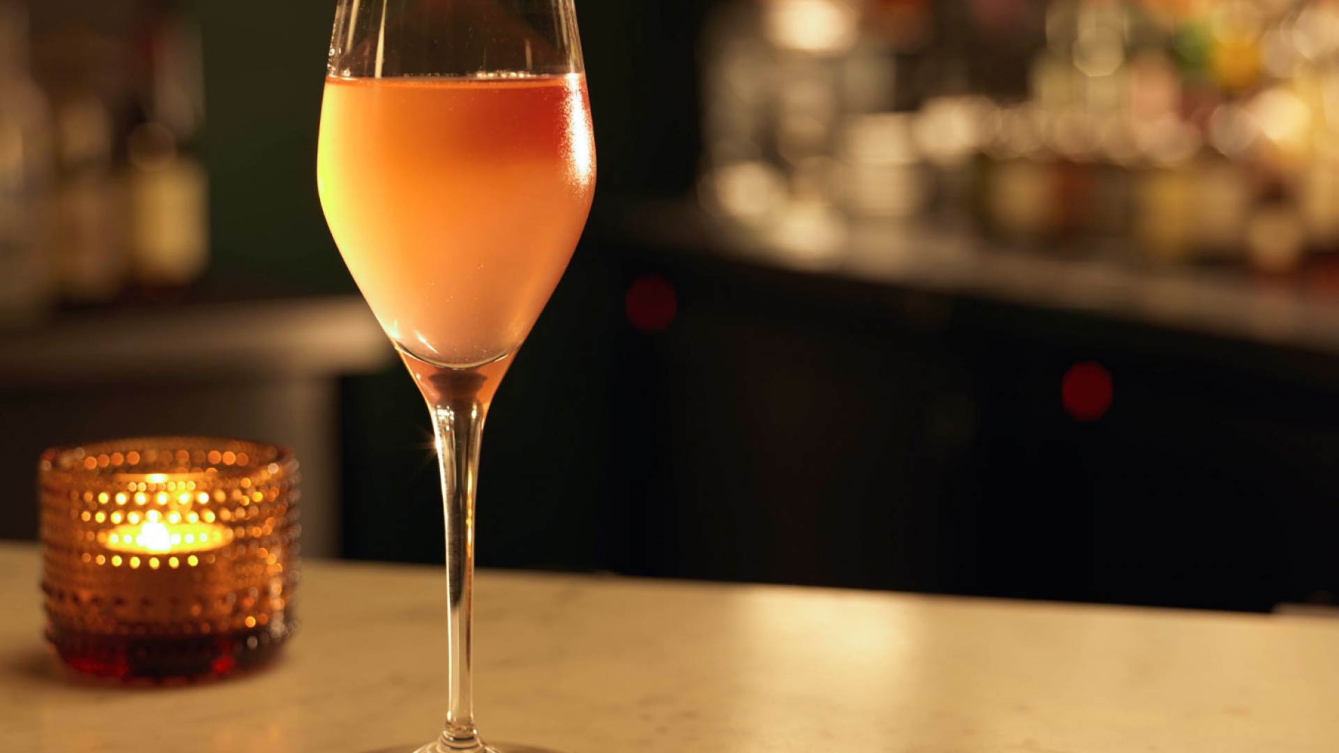 Bar Eight's Amore cocktail