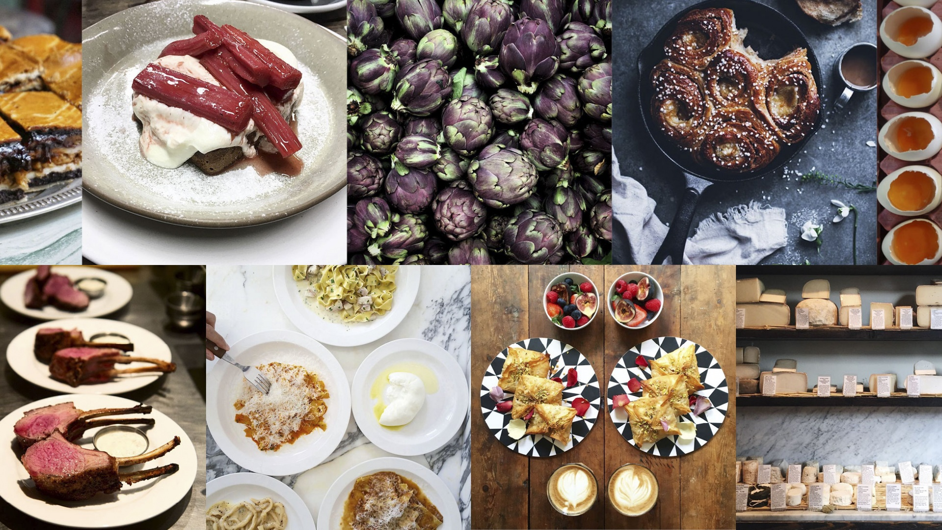 Instagrams to follow if you love food