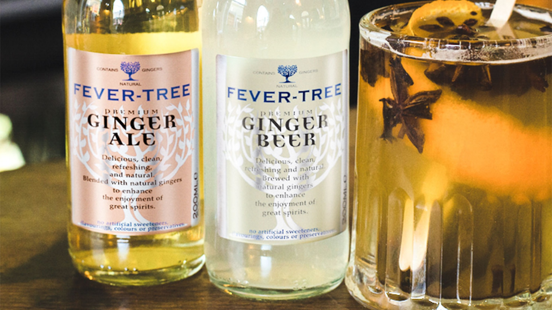 Fever-Tree Hot Ginger Punch