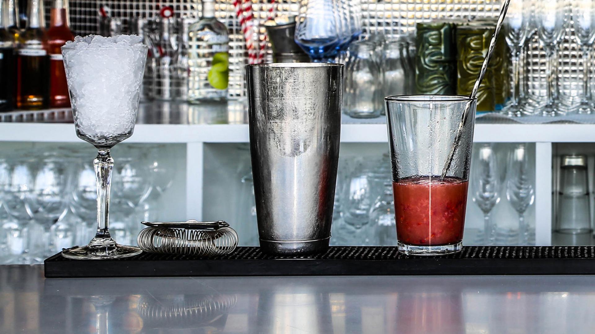 OXO Tower's Disa Goddess cocktail