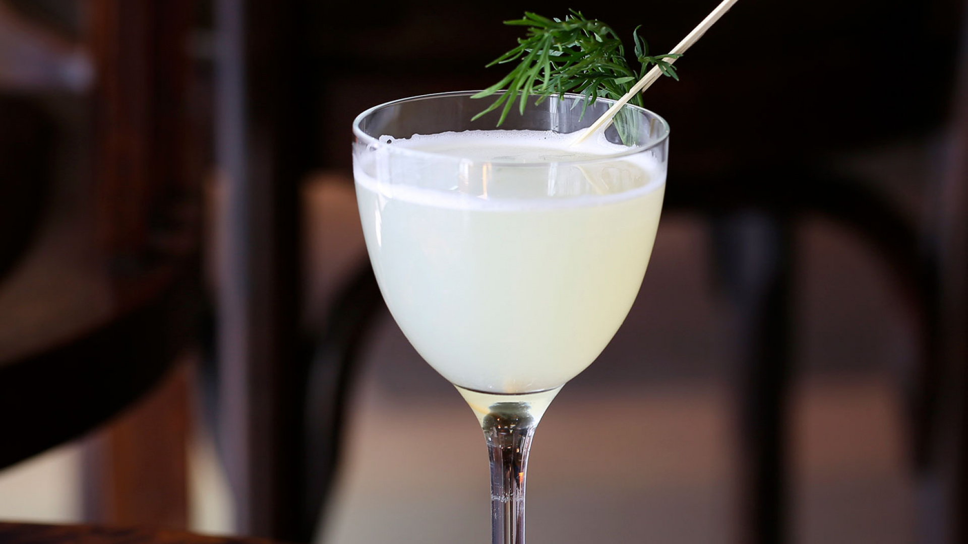 Social Eating House's Dill Or No Dill cocktail