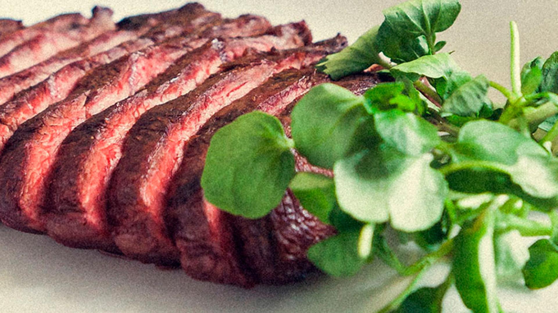 Steak at Foxlow Balham
